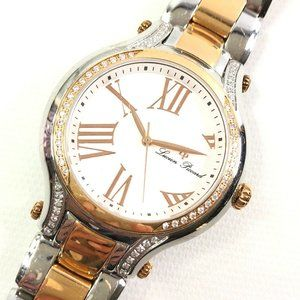 Womens Lucien Piccard Wrist Watch 16353-SR-22